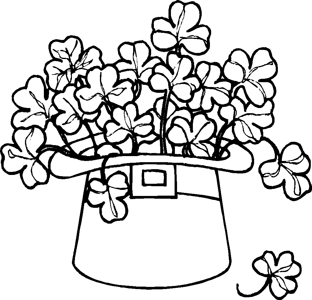 Sarah's Super Colouring Pages: st. Patrick day coulouring pages