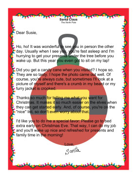 Printable letters from santa spiritdancerdesigns Image collections
