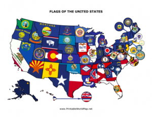 State_Flag_Map