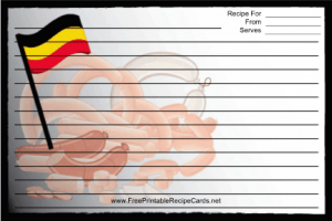 German_Sausages_Recipe_Card