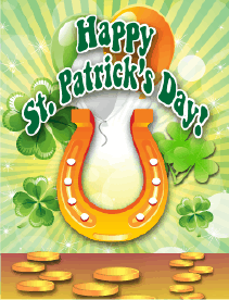 Horseshoe_Small_St_Patricks_Day_Card