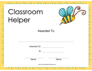 picture relating to Free Printable Certificates for Students named Free of charge Printable Certificates No cost Printables