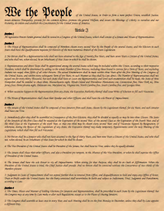 Free Printable Constitution Founding Documents Free Printables - Free printable documents